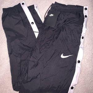 Nike Snap Pants NWT